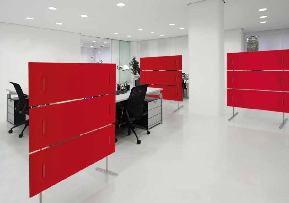 Paneles ac sticos franc el equilibrio y su justa compensaci n - Paneles divisorios para oficinas ...